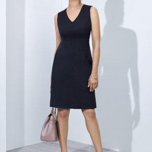 womens-sleeveless-v-neck-dress