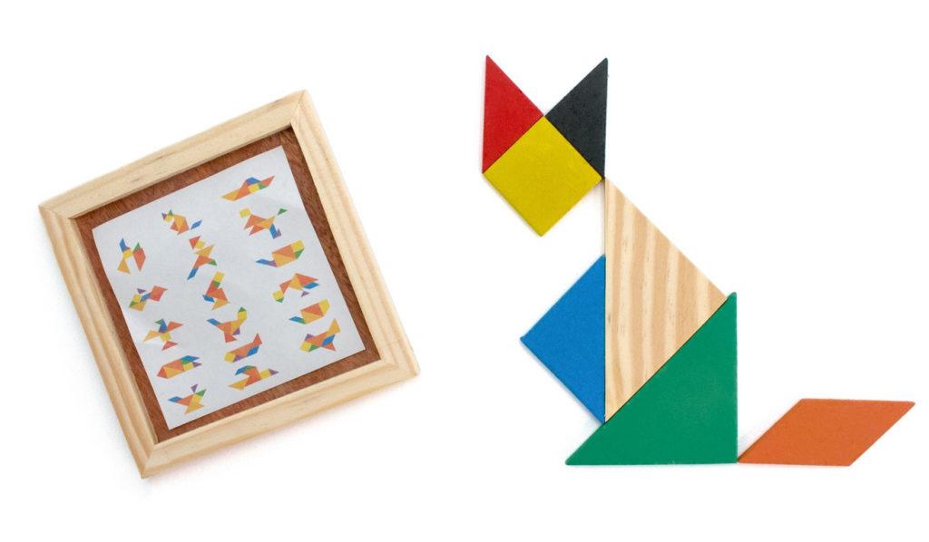 Puzzle Tangram - Better Promo